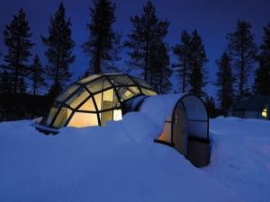 Igloo+Village+of+Hotel+Kakslauttanen+5